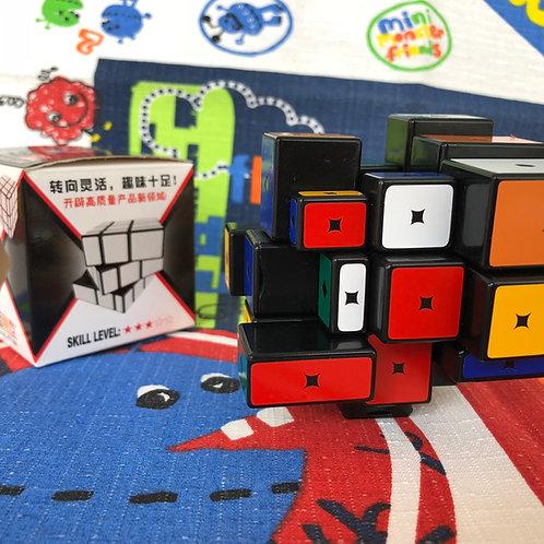 ShengShou Mirror 3x3 3 soluciones base negra