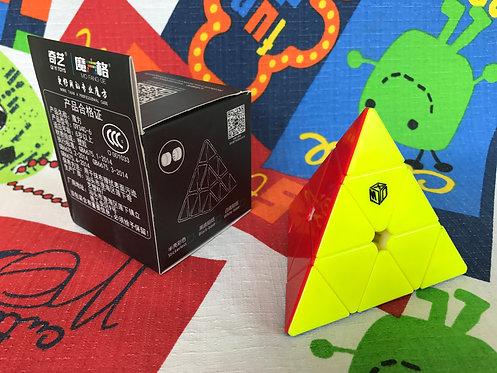 Qiyi Pyraminx Bell  Xman magnética stickerless
