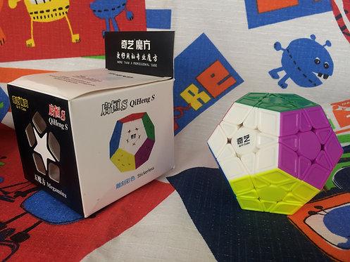 QiYi QiHeng S Megaminx escultura stickerless