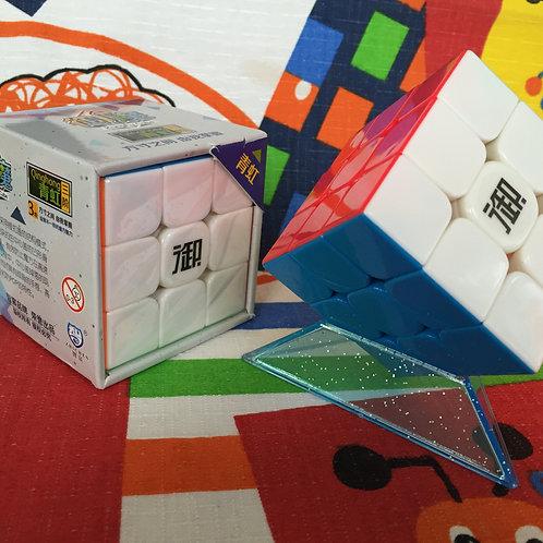 3x3 KungFu QingHong stickerless colored