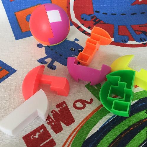 Esfera mediana 6 piezas