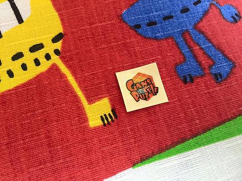 Logo Gans Puzzle 3x3