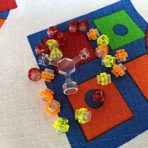 Gan GES Gan Elasticity System (rojo, naranja, amarillo)