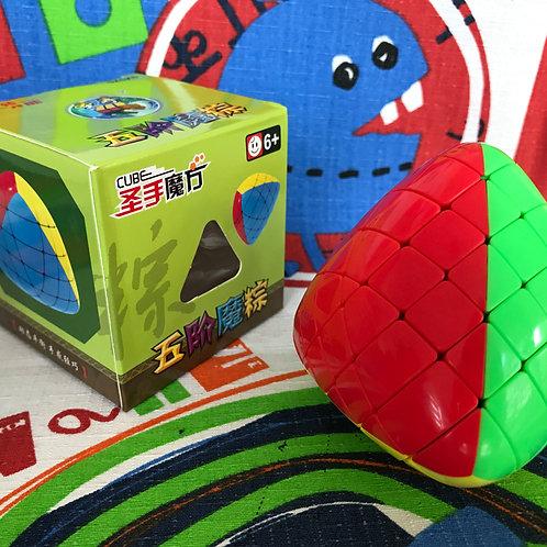 ShengShou Ultramorphix 5x5 stickerless colored
