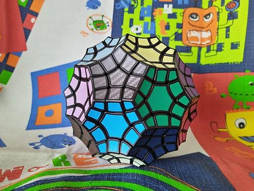 Very Puzzle Tuttminx 32 axis cóncavo base negra