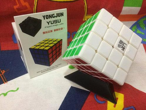 4x4 YJ Yusu base blanca