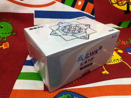 3x3 Moyu Weilong WR 2020 magnético base negra