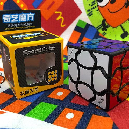 3x3 QiYi Fluffy base negra