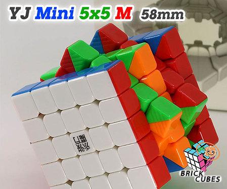 5x5 YJ Zhilong mini magnético stickerlesstickerless