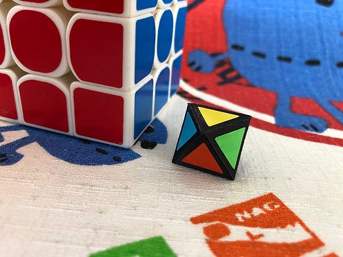 1x1 octaedro base negra