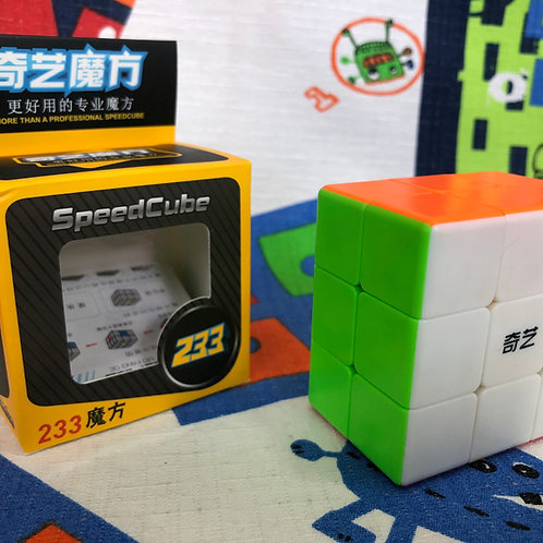 QiYi	3x3x2 stickerless
