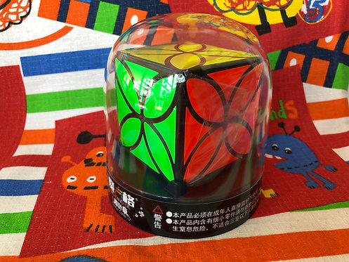 QiYi Clover cube base negra