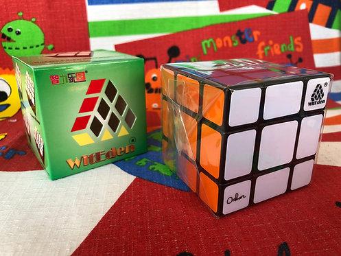 WitEden Mixup 3x3 base negra