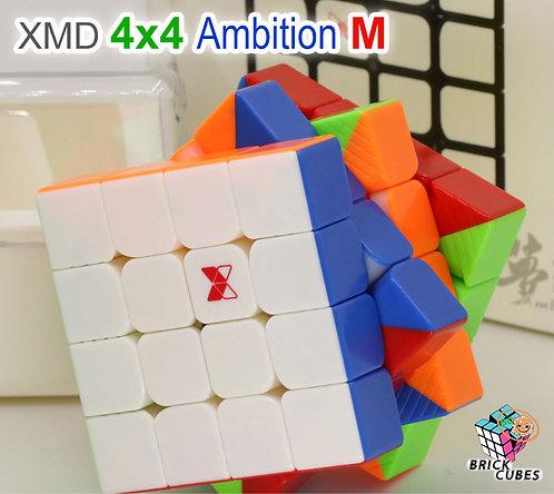 4x4 QiYi XMD Ambition magnético stickerless