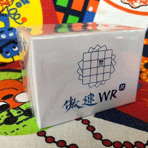 4x4 Moyu Aosu WR magnético stickerless colored