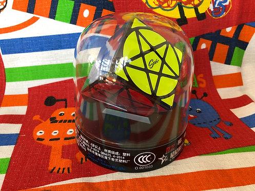 QiYi Pentacle cube base negra