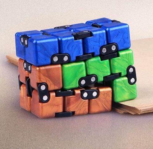 QiYi Infinity cube dorado