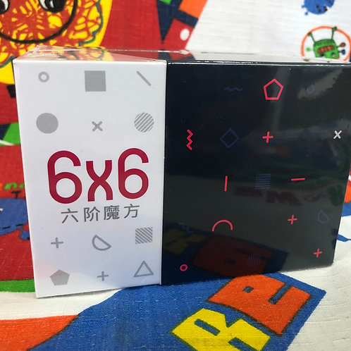 6x6 YJ MGC magnético stickerless