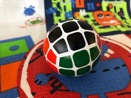 Esfera 3x3 base blanca