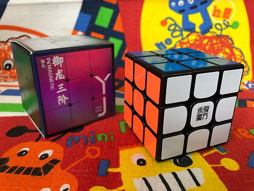 3x3 YJ Yulong v2 M magnético base negra