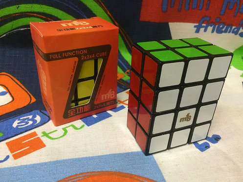 MF8 2x3x4 full functional base negra