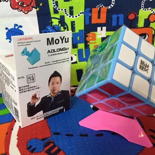 3x3 Moyu Aolong GT base azul