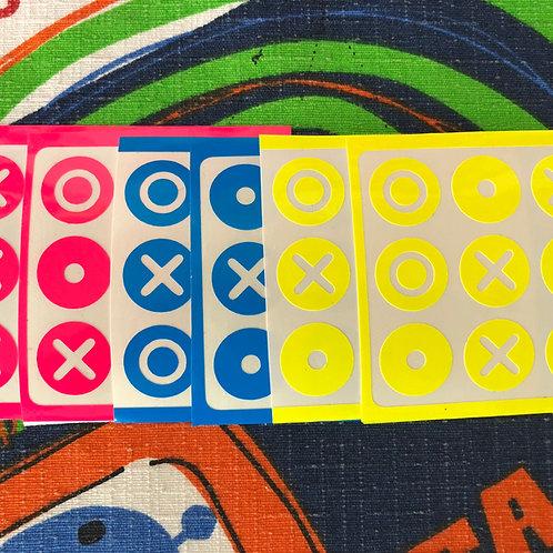 Stickers 3x3 Qubami