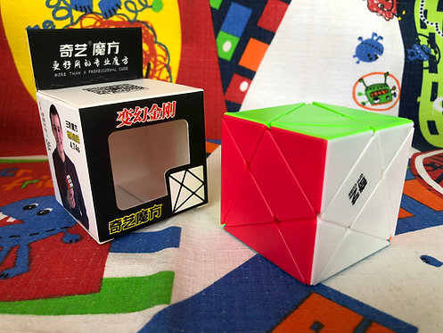 QiYi Axis 3x3 stickerless