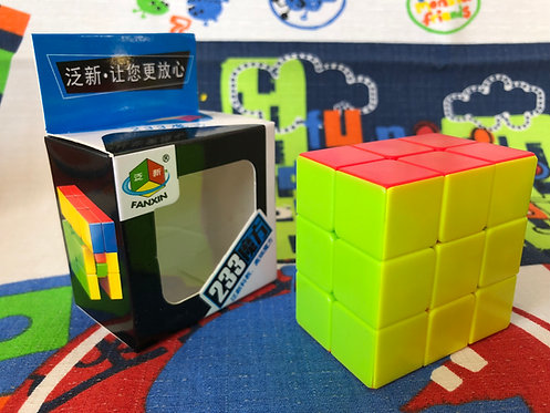 FanXin 3x3x2 stickerless colored