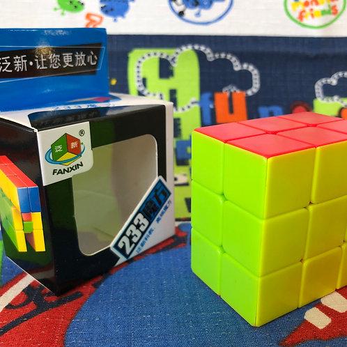 FanXin 3x3x2 stickerless colored