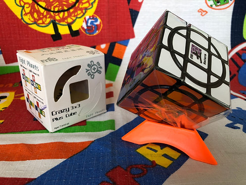 Dayan Crazy 3x3x3 plus Saturno base negra