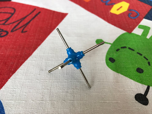 Núcleo core azul 3x3 GAN