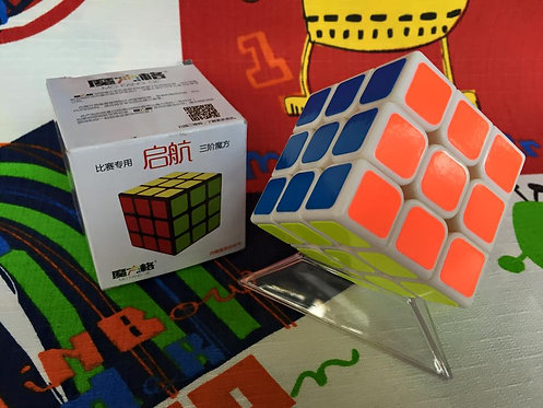 3x3 QiYi Sail base blanca