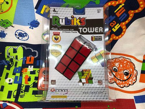 Rubik'sTower 2x2x4 base negra