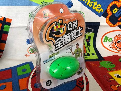 Yuxin 3x3 huevo base verde