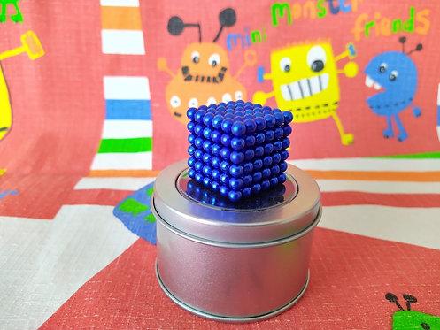 Neo Cube 5mm azul 216 piezas