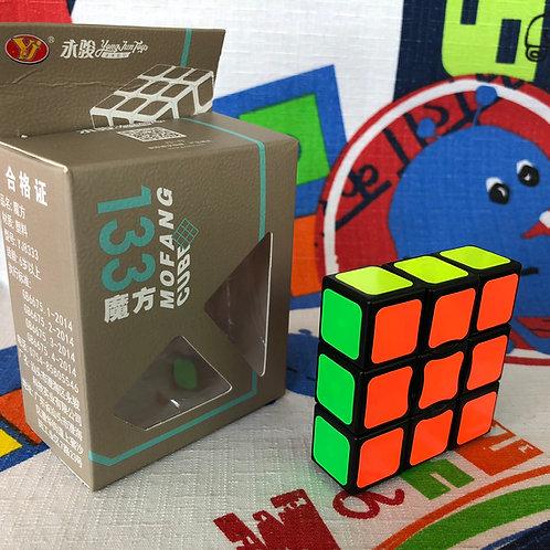 YJ 3x3x1 Super Floppy base negra