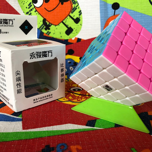5x5 YJ Yuchuang stickerless candy colors