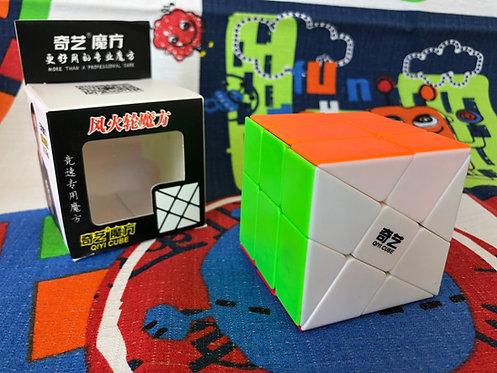 QiYi Windmill 3x3 stickerless