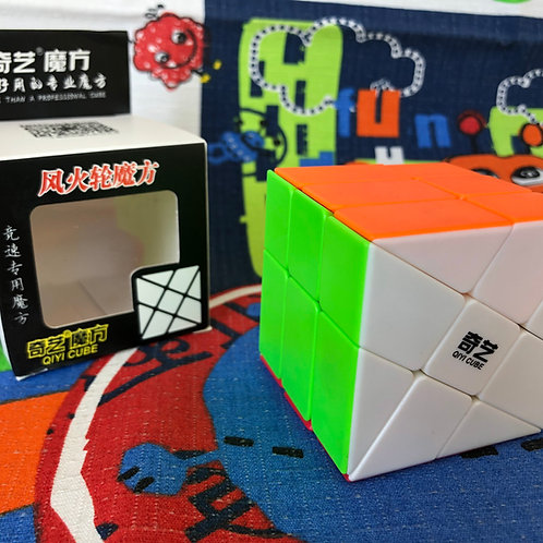 QiYi Windmill 3x3 stickerless