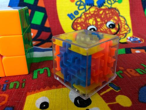 Cubo laberinto 3.7 cms