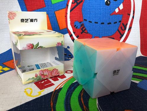 QiYi Skewb QiCheng jelly transparente