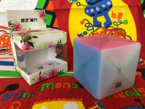 QiYi Dino cube jelly transparente