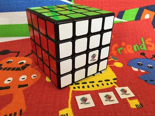 Logo 4x4 Brick Cubes