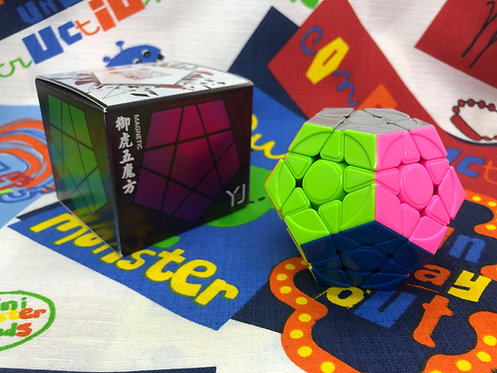 YJ Yuhu v2 megaminx magnético stickerless