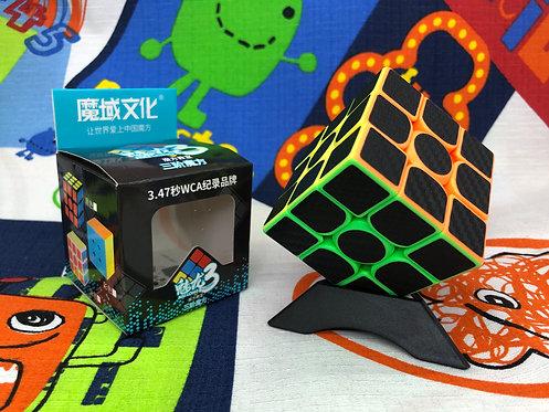 3x3 Moyu Meilong colored phantom