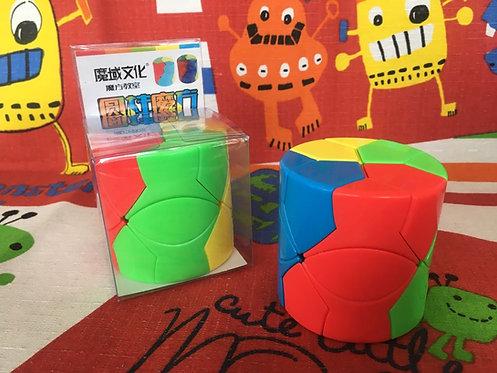Moyu MoFangJiaoShi Redi barrel stickerless colored