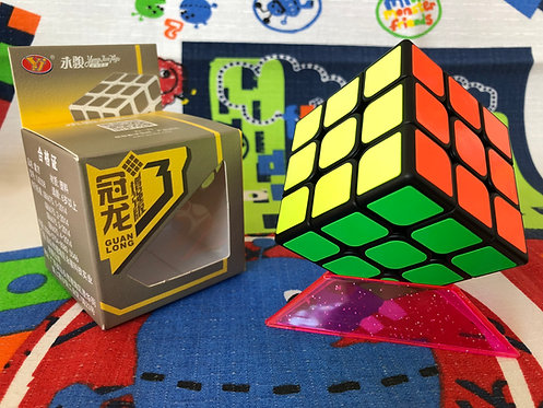 3x3 Moyu Guanlong Plus v3 base negra