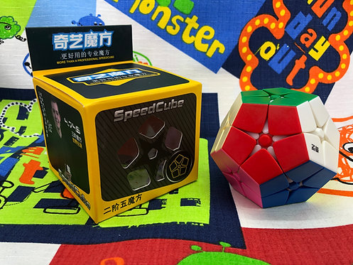 QiYi Megaminx 2x2 stickerless