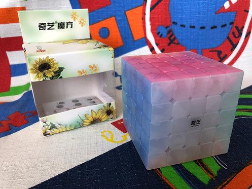 5x5 QiYi QiZheng S jelly transparente